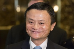Jack Ma will retire as chairman of Alibaba on Monday. File Photo by Albin Lohr-Jones/UPI | License Photo