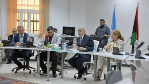 The United Nations Support Mission in Libya said groups in Libya agreed to a ceasefire to halt violence in the capital of Tripoli and reopen the city's Mitiga Airport. Photo courtesy United Nations Support Mission in Libya