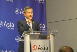 Singaporean Foreign Minister Vivian Balakrishnan said Wednesday countries in ASEAN depend on good relations between the United States and China, as the two countries continue a trade dispute over tariffs. Photo by Elizabeth Shim/UPI