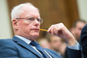 James Jeffrey, U.S. special representative for Syria, warns that pro-government forces in Syria are preparing to use chemical weapons against Ibib. Photo by Kevin Dietsch/UPI | License Photo