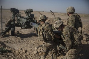 An American service member was killed in Afghanistan on Monday. File Photo by Sgt. Justin T. Updegraff/U.S. Marine Corps /UPI