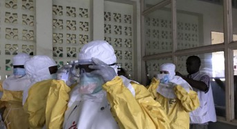 WHO warns of 'perfect storm' in Congo Ebola outbreak