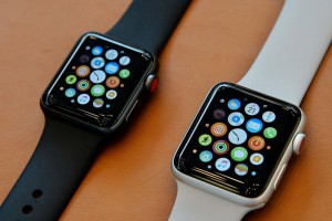 Some Apple Watches in Australia experienced problems Sunday when the country switched to daylight saving time. File Photo by Keizo Mori/UPI | License Photo