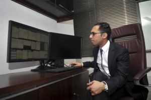 Mohammed Dewji, a Tanzanian businessman and billionaire, was kidnapped Thursday. Photo by STR/EPA-EFE