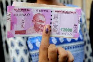 The rupee continues to lose value this week as the Reserve Bank of India prepares to discuss monetary policy. File Photo by Sanjeev Gupta/EPA