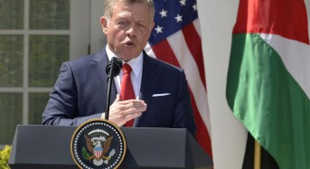 Jordan revokes parts of peace agreement with Israel