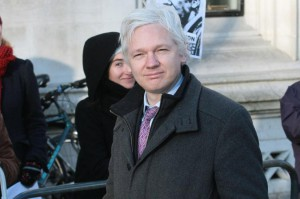 Wikileaks founder Julian Assange said he will appeal a judge's ruling Monday that upheld new rules at the Ecuador Embassy in London, where he's lived since 2012. File Photo by Hugo Philpott/UPI | License Photo