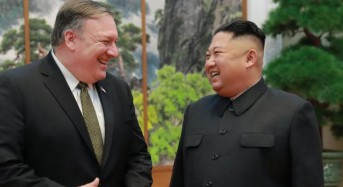 Pompeo: 'Progress on agreements' after meeting Kim in N. Korea