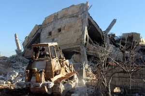 Syria's Idlib province is home to about 3 million civilians, nearly half of which are internally displaced persons from other areas of the country. File Photo by Omar Haj Kadour/UPI | License Photo