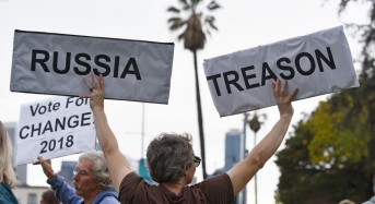 Russian charged with conspiracy to interfere in midterms