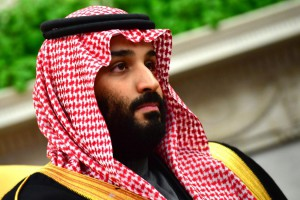 A Saudi journalist critical of the policies of Crown Prince Mohammed bin Salman, pictured, has been missing since Tuesday when he visited the Saudi consulate in Istanbul, Turkey. File Photo by Kevin Dietsch/UPI | License Photo