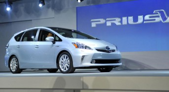 Toyota recalls 2.4M Prius hybrids for software glitch that could cause stall