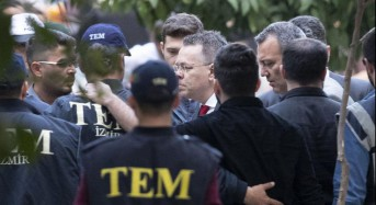 Turkey releases U.S. pastor Andrew Brunson after 2 years in captivity