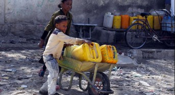 UN: Yemen crisis could produce 'worst famine in the world in 100 years'