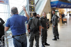 Israeli authorities detained a U.S. college student at Ben-Gurion Airport, pictured, because of supposed ties to a pro-Palestinian group. Photo by Debbie Hill/UPI | License Photo