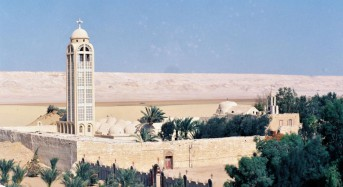 Attack on buses of Coptic Christians in Egypt leaves 7 dead