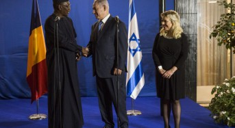 Chad president makes surprise visit to Israel as nations revive diplomatic ties