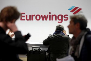 Eurowings passengers could expect flight cancellations or delays Tuesday at the Dusseldorf airport in Germany due to a temporary employee strike. File Photo by Oliver Berg/European Pressphoto Agency