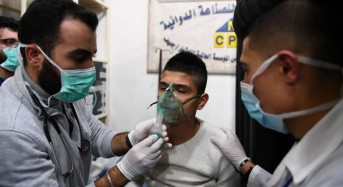 Hague looking into alleged chemical weapon attack that hit Syrian neighborhood