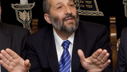 Israeli interior minister faces charges of fraud, perjury and tax evasion