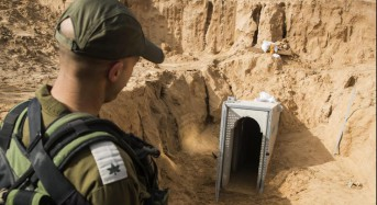 Israel says new Hezbollah tunnel from Lebanon to be destroyed