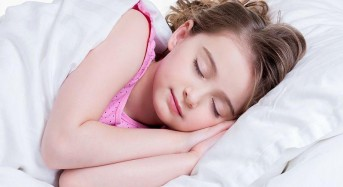 Kids' good sleep habits tied to healthier weight as teens: study
