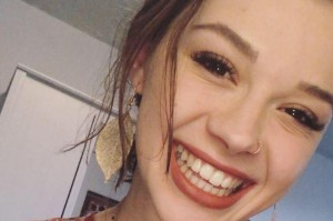 Sarah Papenheim, 21, was stabbed to death in the Netherlands Wednesday. Photo courtesy GoFundM