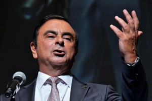 Nissan on Monday established an investigative committee to divide the duties of former chairman Carlos Ghosn, who was arrested in Japan last month. File Photo by Keizo Mori/UPI | License Photo