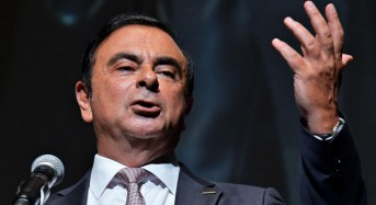 Nissan divides duties instead of replacing jailed ex-CEO
