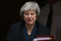 No-confidence vote could oust Theresa May as British PM