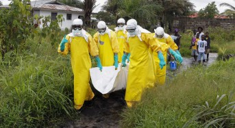 Over 300 dead in Democratic Republic of Congo's latest Ebola outbreak