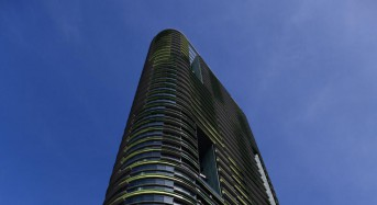 Sydney tower evacuated a second time over wall cracks