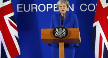 Theresa May to Parliament: Back me or risk Brexit