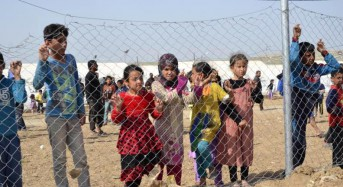 UNICEF concerned 150K Iraqi children unprepared for cold