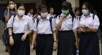 437 Bangkok schools closed due to smog