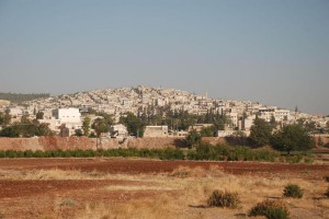 This is an image of Afrin, Syria, in 2009. In the town, two bombs exploded Sunday, causing deaths and injuries, authorities said. Photo by Bertramz/Wikimedia Commons