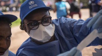 Congo Ebola epidemic becomes second-largest in history