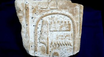 Egypt recovers 3,500-year-old stone tablet smuggled out of the country in 1988