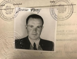 A visa photo from 1949 shows Jakiw Palij, a man U.S. officials say lied to U.S. immigration about his role in Nazi war crimes. The 95-year-old died in a nursing home in Germany after being deported from the United states last year. File Photo courtesy of the U.S. Department of Justice