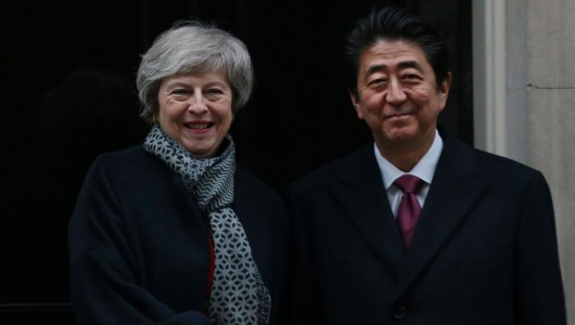 North Korea condemns Japan for military talks with Britain, France