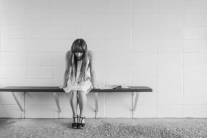 About 8 percent of children between age 11 and 17 have contemplated suicide at some point, but only half their parents were aware of it. Photo by Ryan McGuire/Pixabay