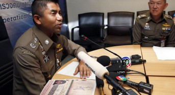 Saudi teen asking for asylum after barricading herself in Thai airport