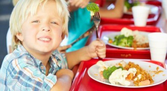 School promotion of healthy meals reduces kids' risk for obesity
