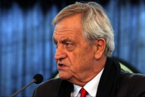 Nicholas Haysom, the U.N. envoy to Somalia, was banned from operating in the country after the Somalian government accused him of meddling. Photo by Hedayatullah Amid