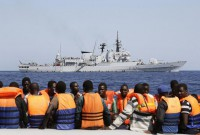 U.N. alarmed at refugee incidents in Mediterranean Sea