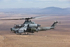 Bell Helicopter has been contracted for a foreign military sale of 12 AH-1Z helicopters for Bahrain. Photo courtesy Bell Helicopter
