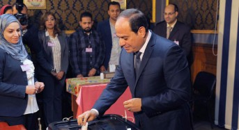 Egyptian court sentences 8 to death in plot to kill President Sisi
