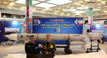 Iran tests long-range cruise missile, releases video