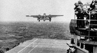 Researchers find wreckage of WWII aircraft carrier lost for 76 years