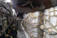 United States sends humanitarian aid to Venezuela